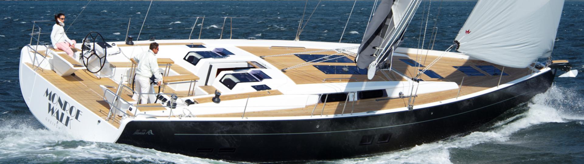 Segelyachten luxus  Yachtcharter und Segelurlaub | BlueSun Yachts