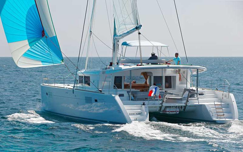 Lagoon 450 Katamaran-Charter