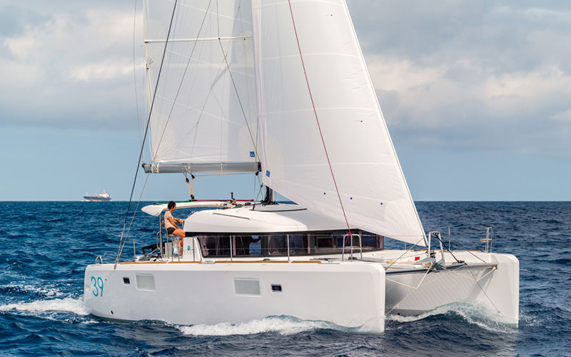 Lagoon 39 Katamaran-Charter