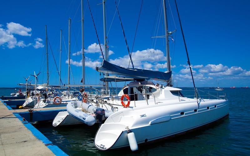 Cuba Yachtcharter