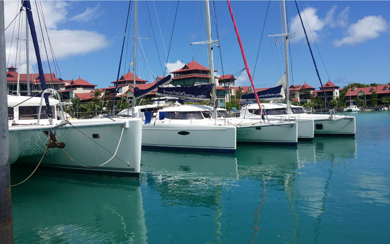 Seychellen Yachtcharter