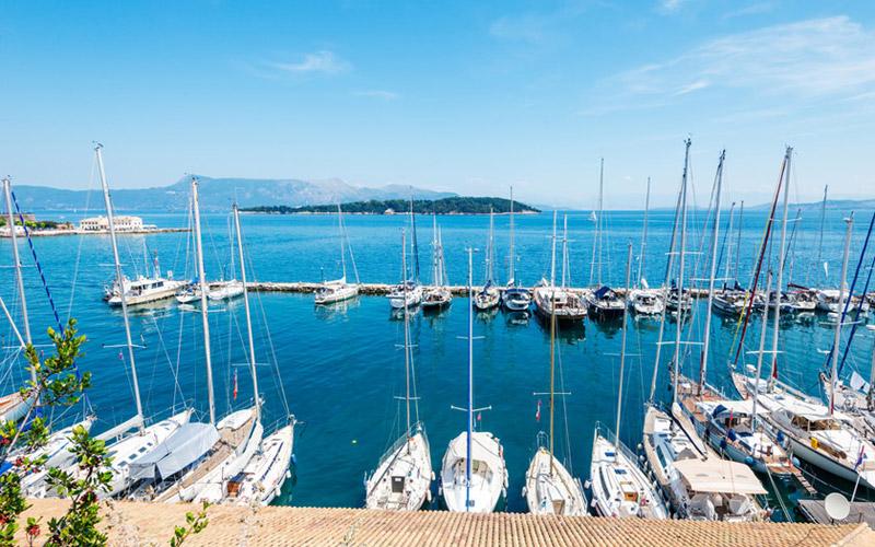 Griechenland Yachtcharter