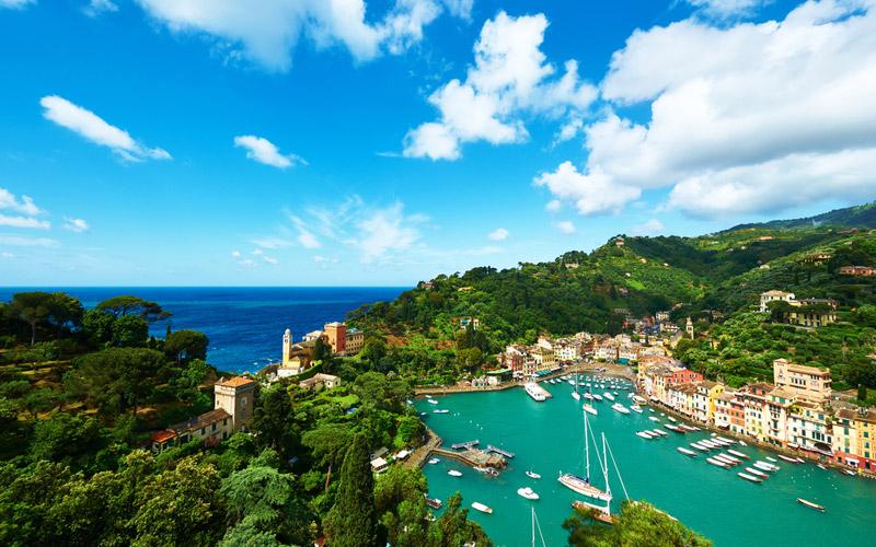 Italien Yachtcharter