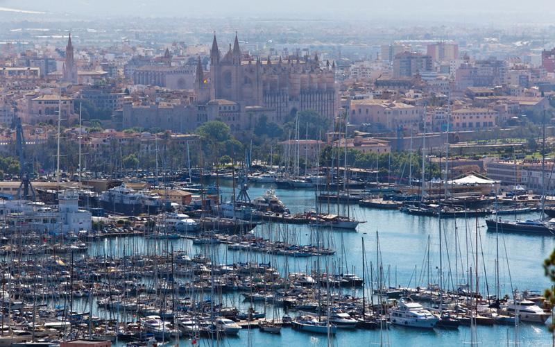Yachtcharter Mallorca Spanien