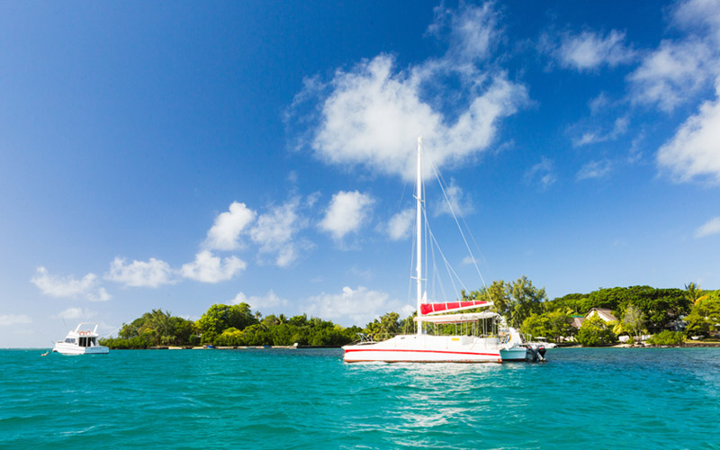 Mauritius Yachtcharter