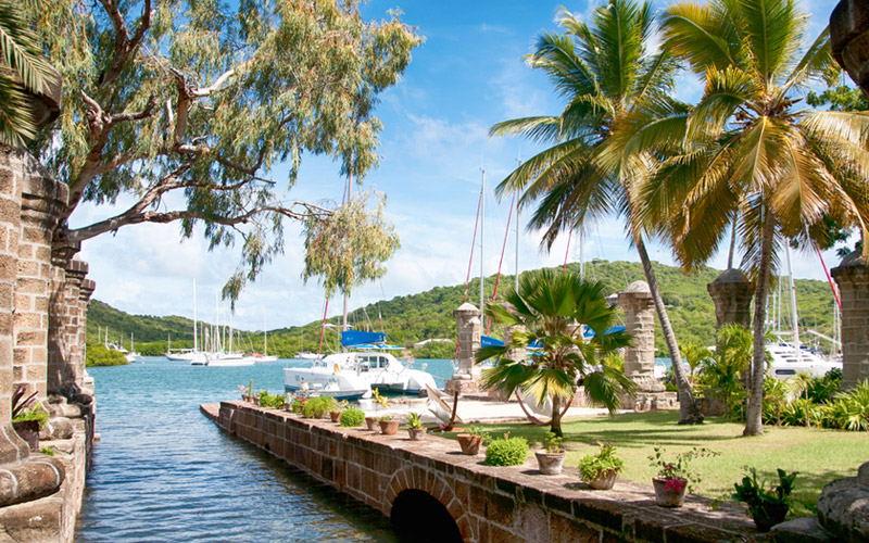 Karibik Yachtcharter