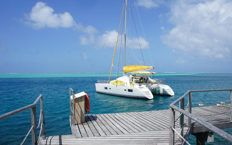 Tahiti Yachtcharter