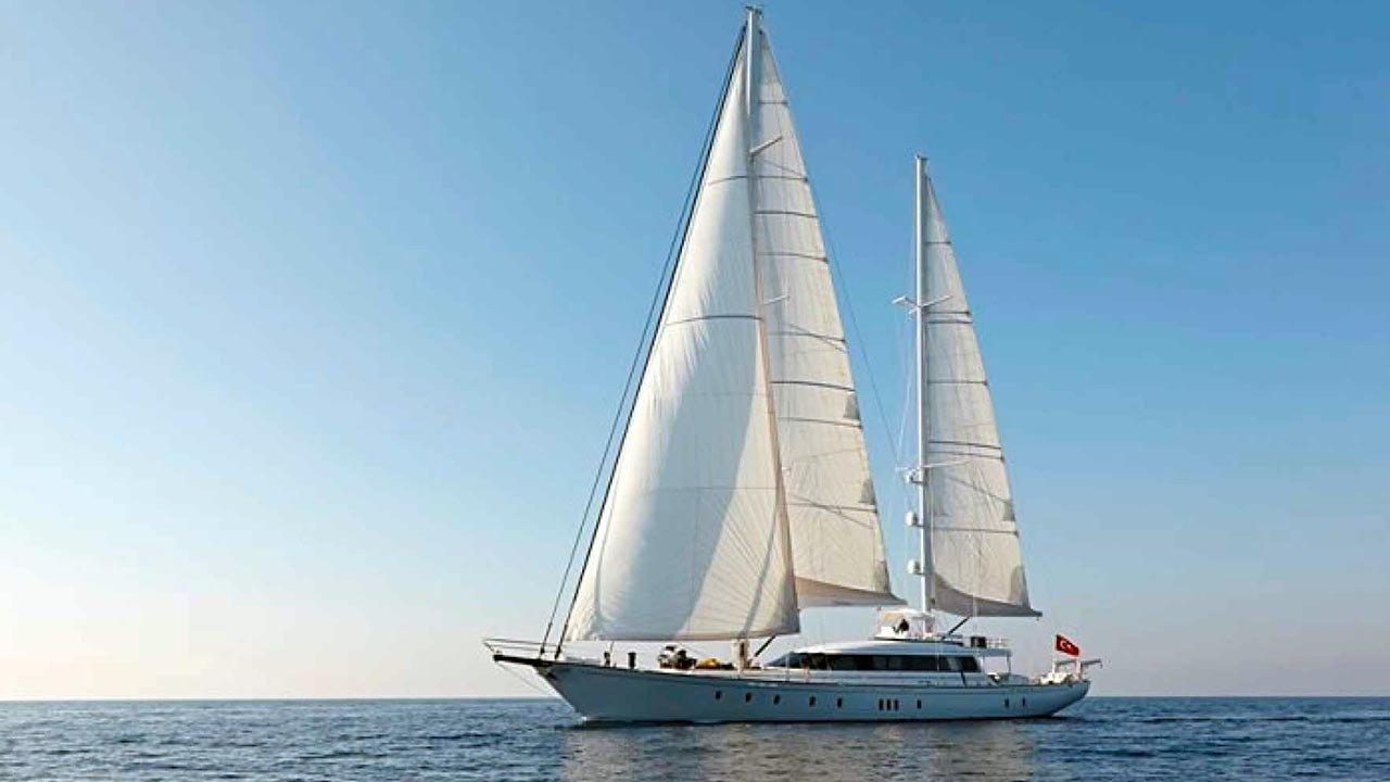 GLORIOUS II - Luxus-Charter