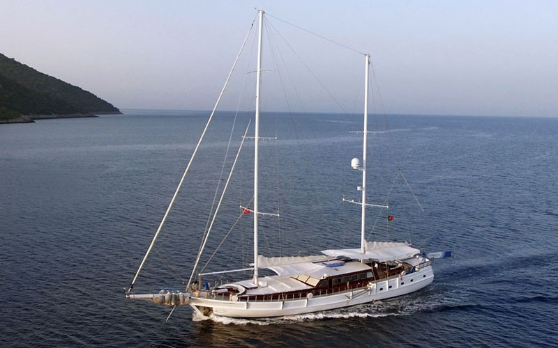 S/Y Smile Gulet Charter