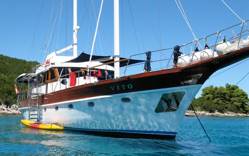 M/S Vito Gulet Charter