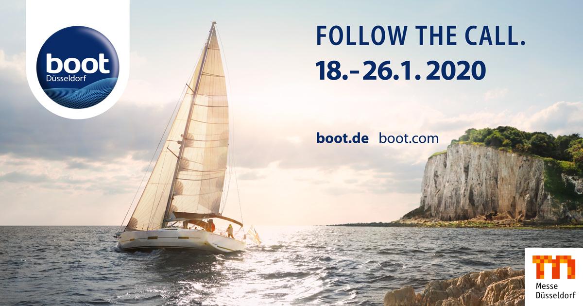 boot Düsseldorf 2020- Experience a whole world!